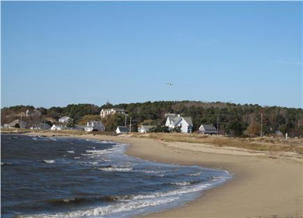 Wellfleet Cape Cod vacation rental - Several bay beaches with warm water a short drive away.