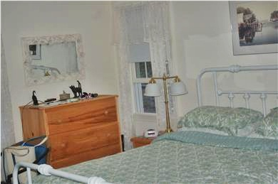 Eastham Cape Cod vacation rental - Bedroom, queen, includes loveseat & table & chairs + TV