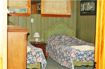 Eastham Cape Cod vacation rental - Bedroom, twins
