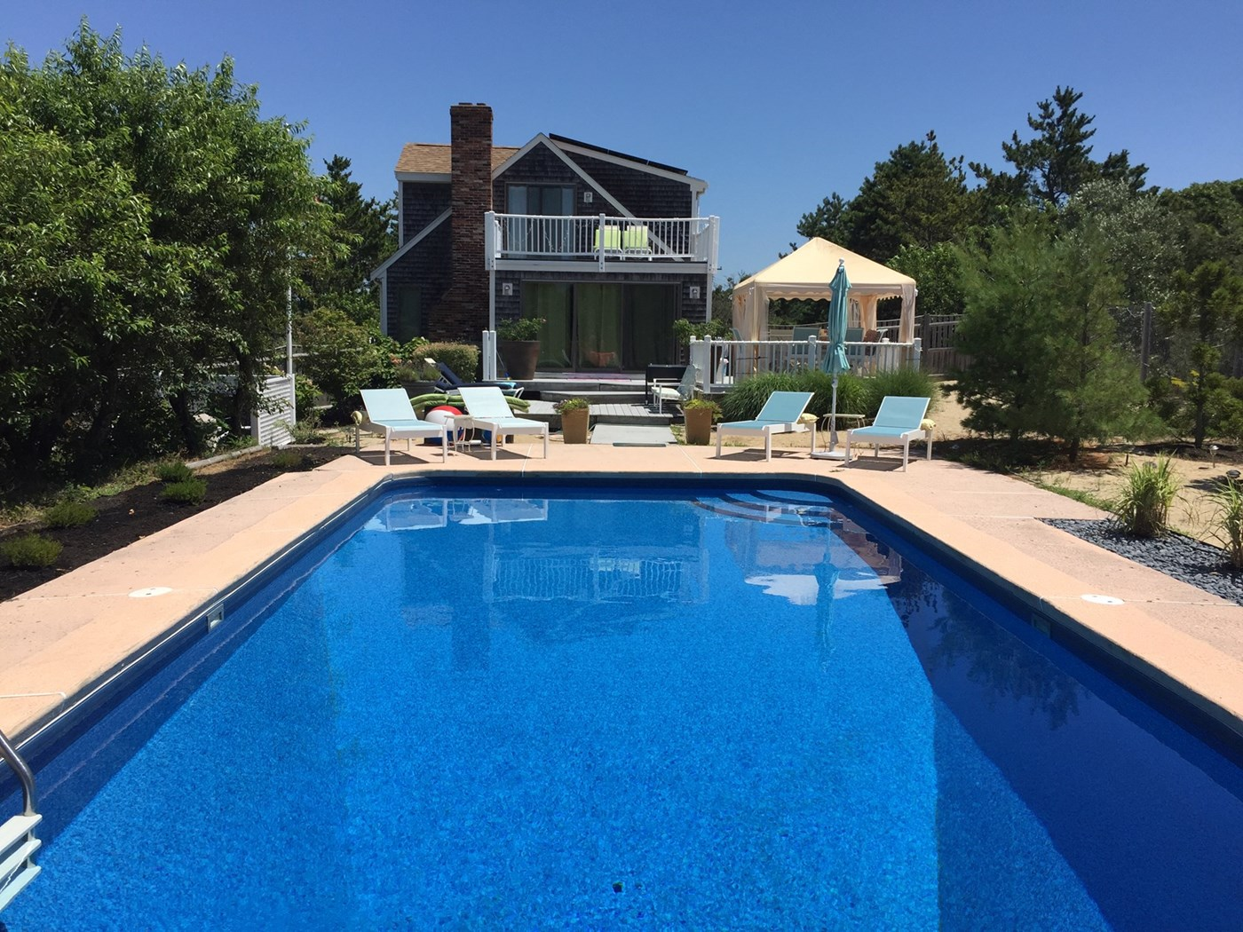 Eastham Vacation Rental home in Cape Cod MA, Prop extends to