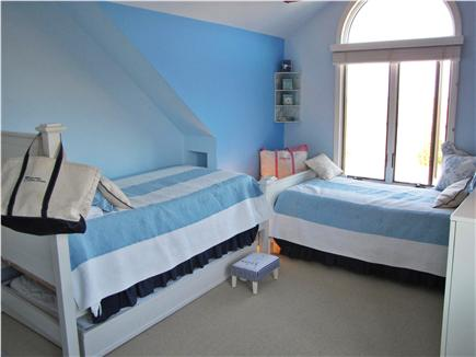 North Eastham Cape Cod vacation rental - ''Twin'' room with views of conservation land thru oversized wind