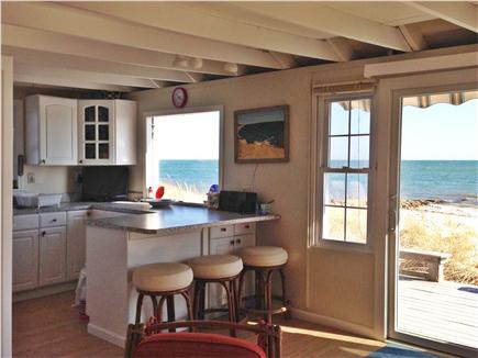 West Dennis,on the beach Cape Cod vacation rental - Open kitchen