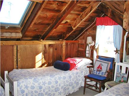 West Dennis,on the beach Cape Cod vacation rental - Bedroom two on 2nd floor