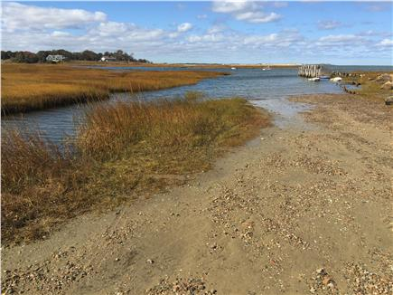 Yarmouthport historic 6A Cape Cod vacation rental - Yarmouth Port Landing