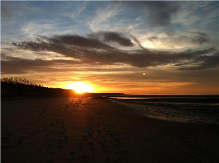 Brewster Cape Cod vacation rental - Beautiful skies!