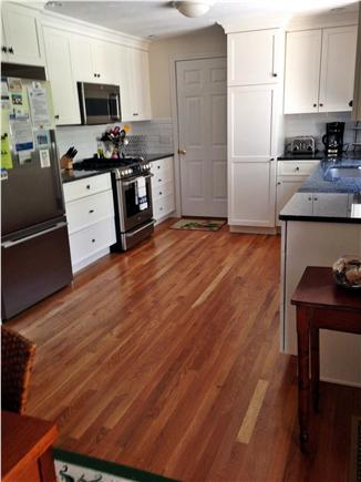 Chatham Cape Cod vacation rental - Fully equipped kitchen with stainless steel appliances
