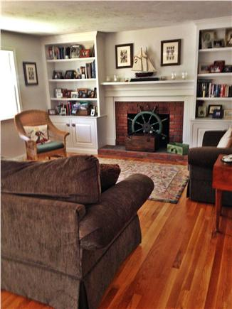 Chatham Cape Cod vacation rental - Living Room adds second seating area