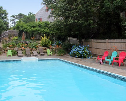 Brewster Cape Cod vacation rental - Huge 20 x 40 heated pool