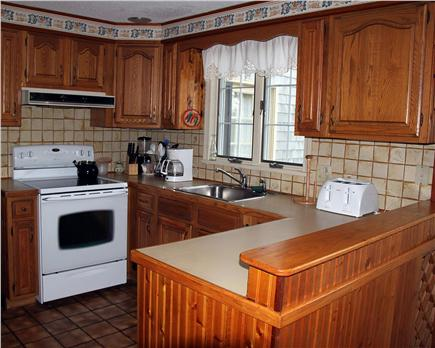 Brewster Cape Cod vacation rental - Kitchen is fully equipped for al you need -  indoors and out