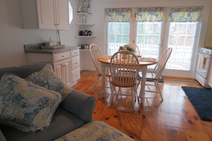 New Seabury New Seabury vacation rental - Open kitchen/living/dining area w/access to the patio