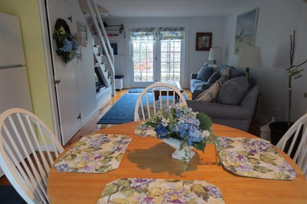 New Seabury New Seabury vacation rental - Kitchen, living room and front door