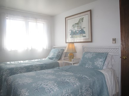 Brewster Cape Cod vacation rental - Bedroom #2 main house