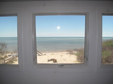 Brewster Cape Cod vacation rental - View from upstairs sitting room