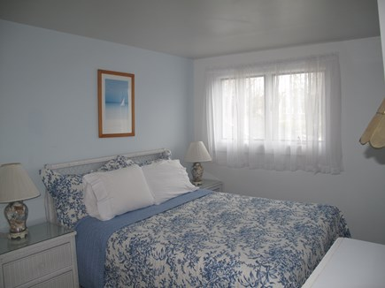 Brewster Cape Cod vacation rental - Master bedroom main house