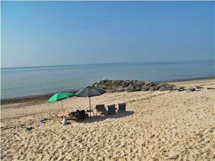 Brewster Cape Cod vacation rental - Beach view