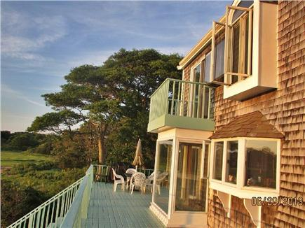 Orleans Cape Cod vacation rental - Expansive deck with breathtaking views