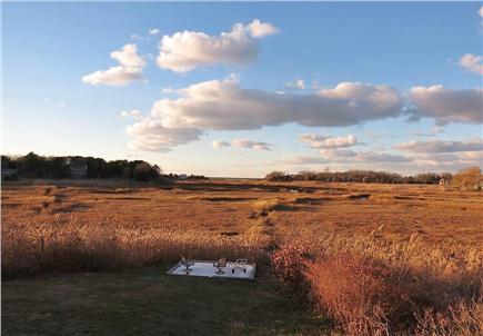 Orleans Cape Cod vacation rental - Off season view at low tide