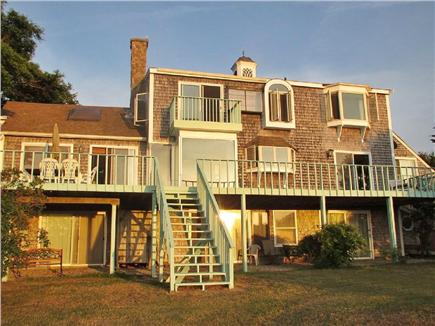 Orleans Cape Cod vacation rental - House facing the marsh and water