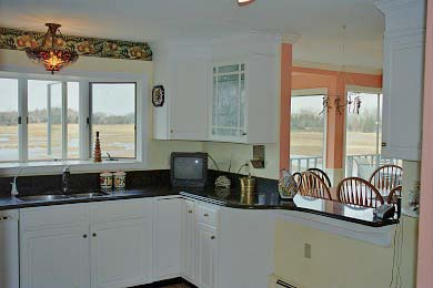 Orleans Cape Cod vacation rental - Kitchen, pass through to dining room