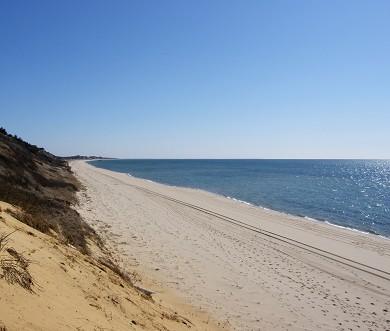 Truro Cape Cod vacation rental - Great Hollow Beach - 5 minute walk