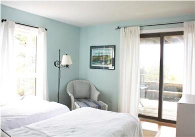 Truro Cape Cod vacation rental - Bedroom 3