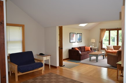 Eastham Cape Cod vacation rental - Looking into living room