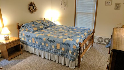 North Eastham Cape Cod vacation rental - Master Bedroom with queen bed