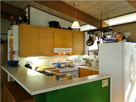 Wellfleet Cape Cod vacation rental - Kitchen area