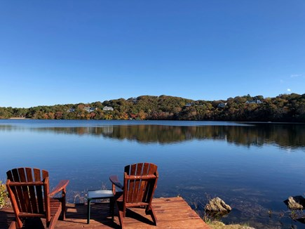 Dennis, Scargo Lake Cape Cod vacation rental - Relax by or swim in clear waters of glacial Scargo Lake