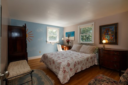 Truro Cape Cod vacation rental - Comfortable queen size bed