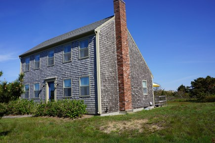 Truro Cape Cod vacation rental - House and lot