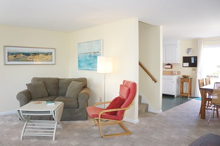 Truro Cape Cod vacation rental - Open Living Space.