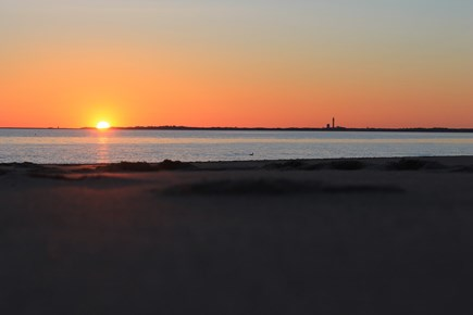 Truro Cape Cod vacation rental - Sunset at Cold Storage