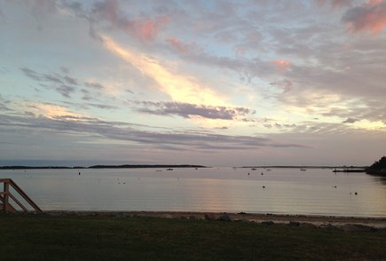 West Yarmouth Cape Cod vacation rental - Amazing views and sunsets and a sandy beach!