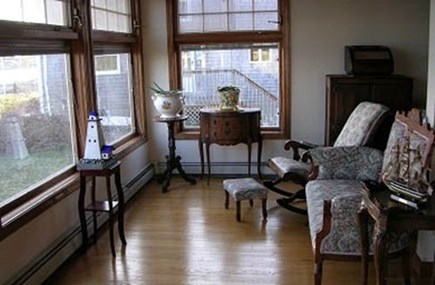West Yarmouth Cape Cod vacation rental - Partial view of spacious Living room