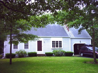 Dennis Cape Cod vacation rental - Dennis Vacation Rental ID 9567