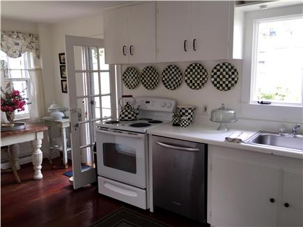 Provincetown, East End Cape Cod vacation rental - Kitchen