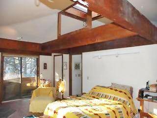 Truro Cape Cod vacation rental - Master bedroom