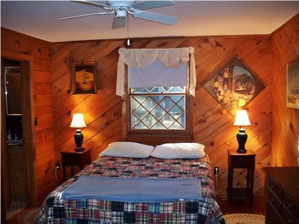 South Wellfleet Cape Cod vacation rental - First Floor Bedroom and Bath