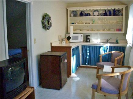 South Wellfleet Cape Cod vacation rental - Guest Quarters Kitchenette