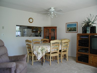 Brewster Cape Cod vacation rental - Dining Area with full size dining table