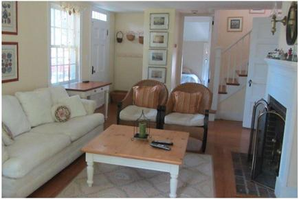 East Dennis Cape Cod vacation rental - Lovely Living Room