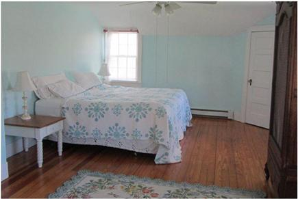 East Dennis Cape Cod vacation rental - Large Master Bed Room