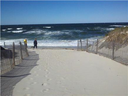 East Dennis Cape Cod vacation rental - Beautiful Sea Street Beach