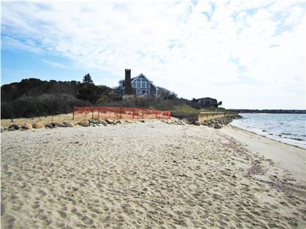 Chatham Cape Cod vacation rental - Beach around low tide