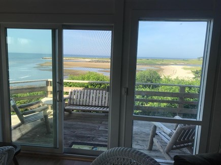 Chatham Cape Cod vacation rental - View from the family room and deck