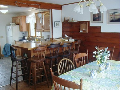 Chatham Cape Cod vacation rental - Dining Room, Kitchen Area