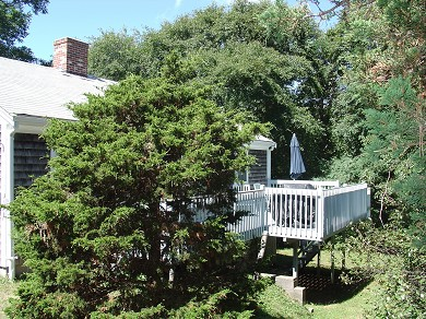 Eastham Cape Cod vacation rental - Private tree-top deck