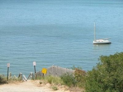 Eastham Cape Cod vacation rental - Steps to bay private association beach