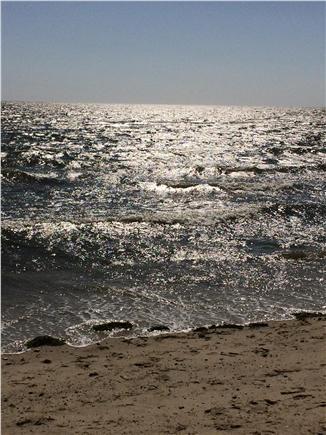South Chatham - close to Ridge Cape Cod vacation rental - View of Ridgevale Beach - isnt it beautiful?!
